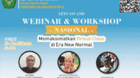 wabinar virtual class unsil