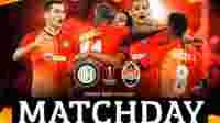 Semifinal Europa Klub Shakhtar Donetsk Timnas Brasil