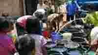 Musim Kemarau Krisis Air Bersih.foto:google.com