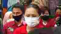 Grace Batubara di Garut. foto:sakata.id
