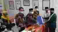 Pasangan Azies-Haris dafat ke KPU