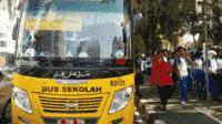 Bus Sekolah Jakarta