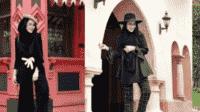Gaya Vintage Hijaber