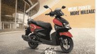 Yamaha RayZR 2020