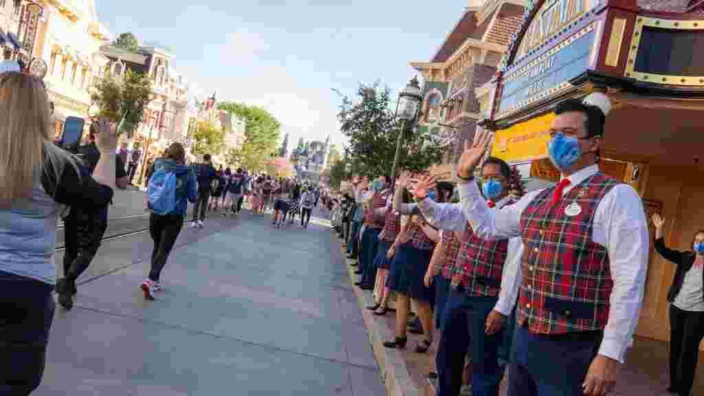 Disneyland Park /twitter Disneyland Resort
