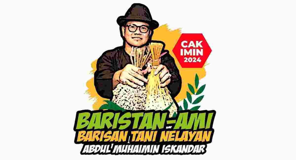 Muhaemin Iskandar di Pilpres 2024